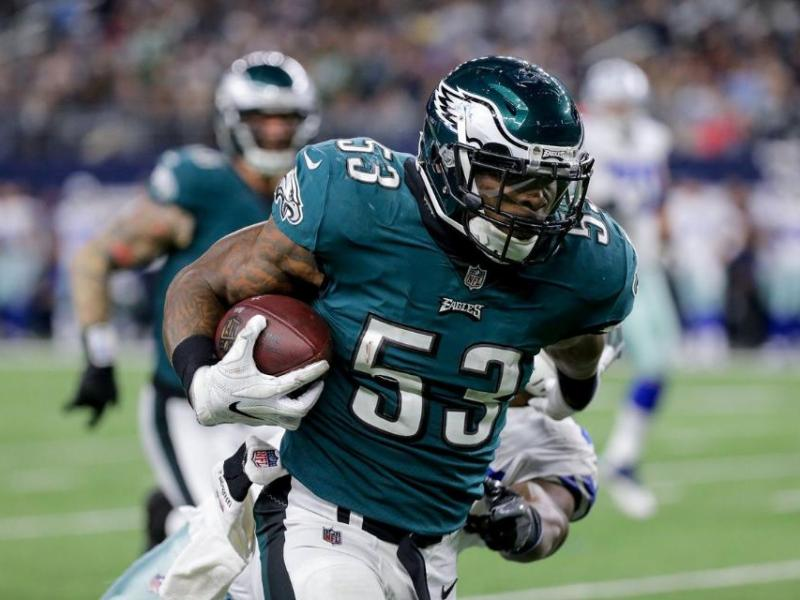 Eagles Sign Bradham, Ngata and Nelson
