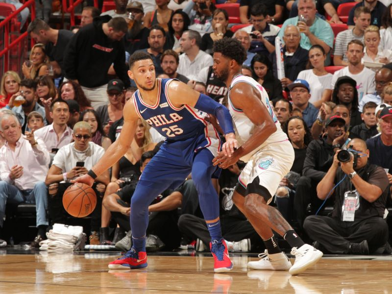 The Sixers Path To The NBA Finals Is Wide Open