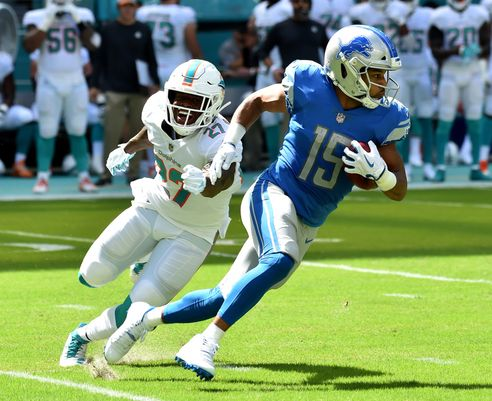 Eagles Trade Third Round Pick For Lions Wide Receiver Golden Tate