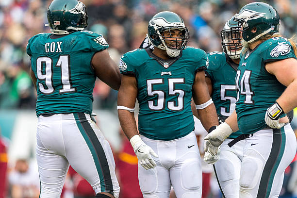 The Eagles Defensive Line Must Step Up Right Now