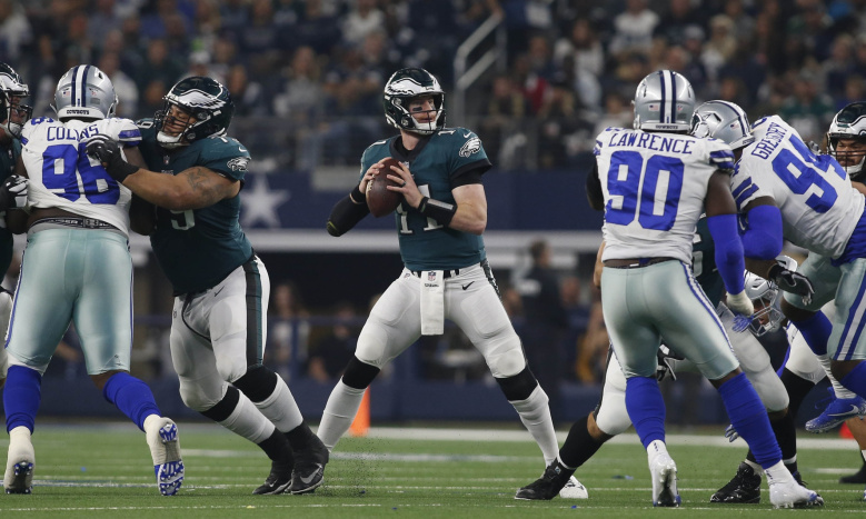 Beating The Giants Isn't Going To Be Easy For The Eagles