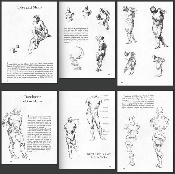 guia completa de dibujo paginas