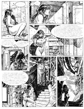 druuna-pagina-tinta-boceto