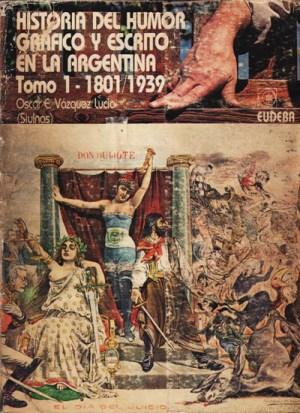 historia humor grafico argentina tomo1