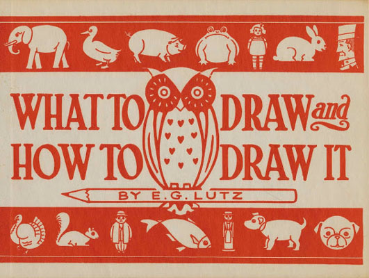 What to Draw Cover