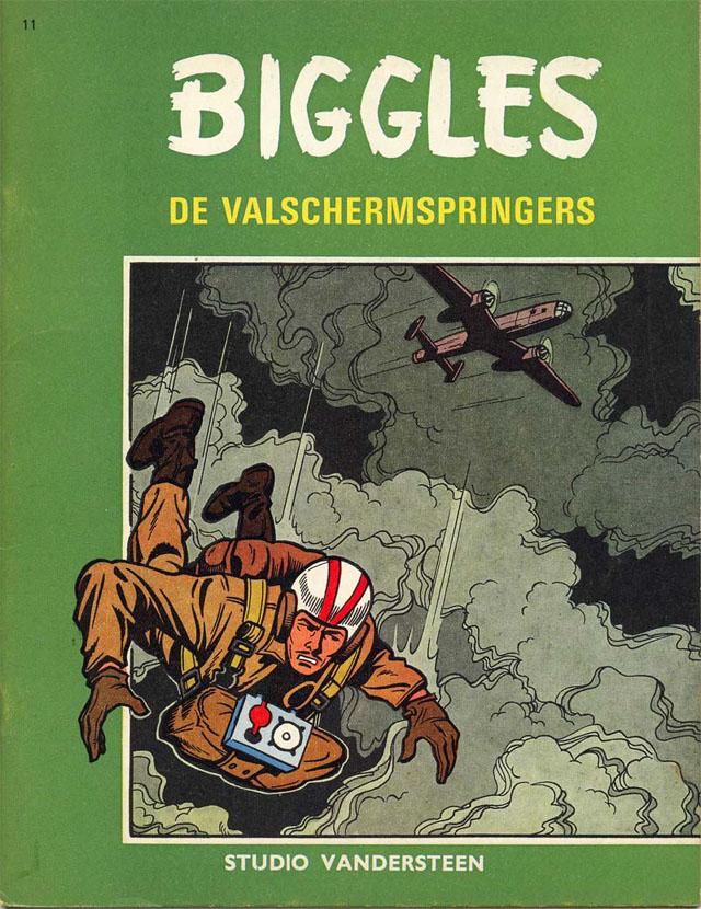 biggles-studio-vandersteen