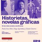 charla-historieta-novelas-graficas