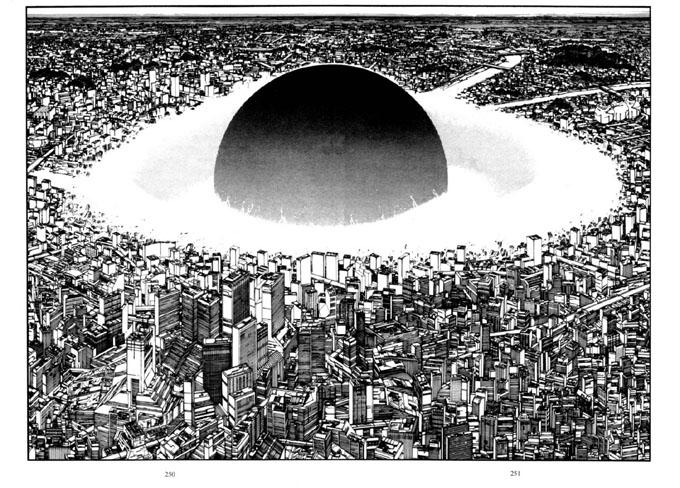 doble-pagina-akira-katsuhiro-otomo