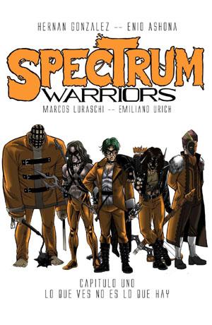 tapa home spectrum warriors