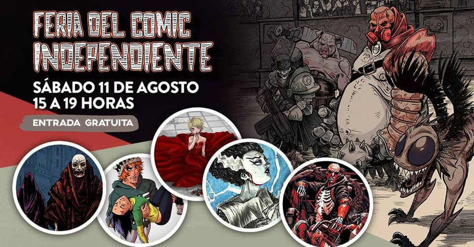 feria del comic independiente