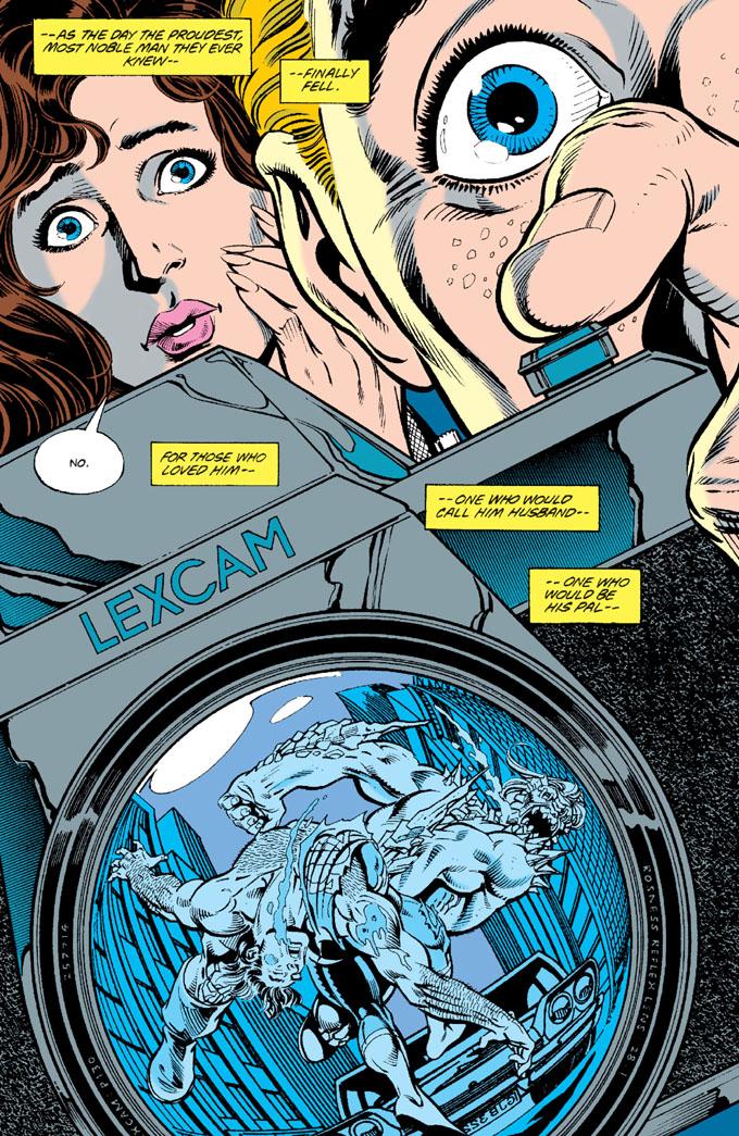la-muerte-de-superman-splash-page-camara