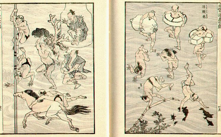 hokusai-manga-influencia-herge