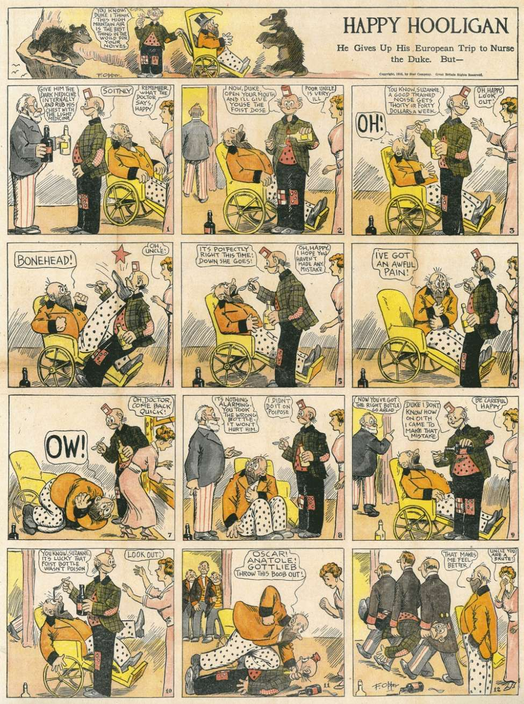 comic-en-diarios-happy-hooligan-Frederick-Burr-Opper