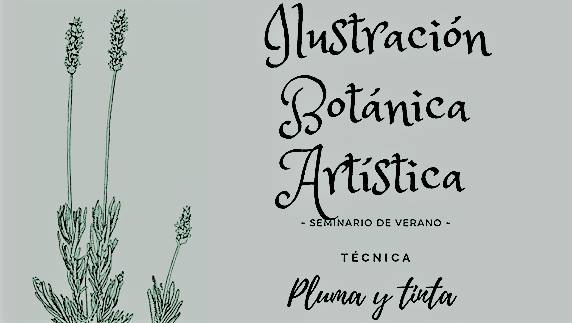 2018-01 Seminario de ilustracion botanica