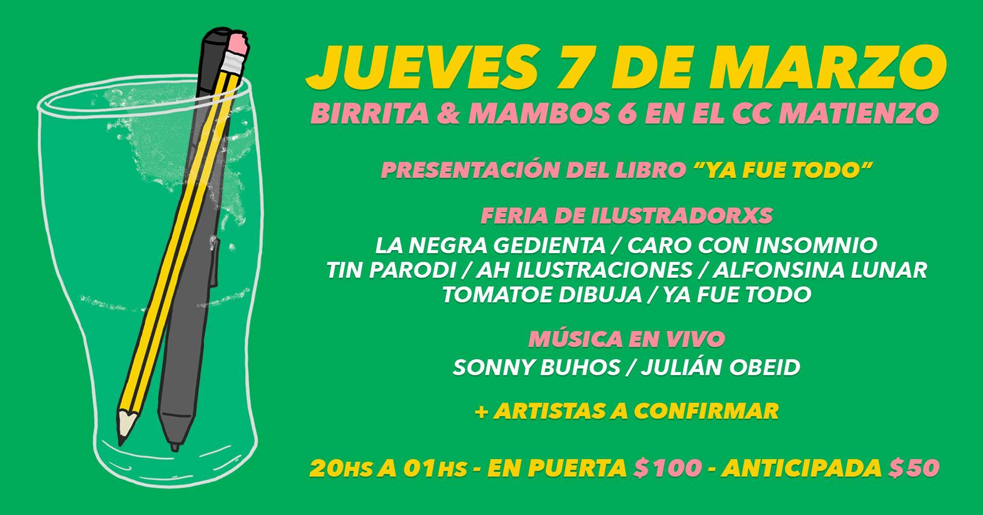 2019-03-07 birrita y mambo