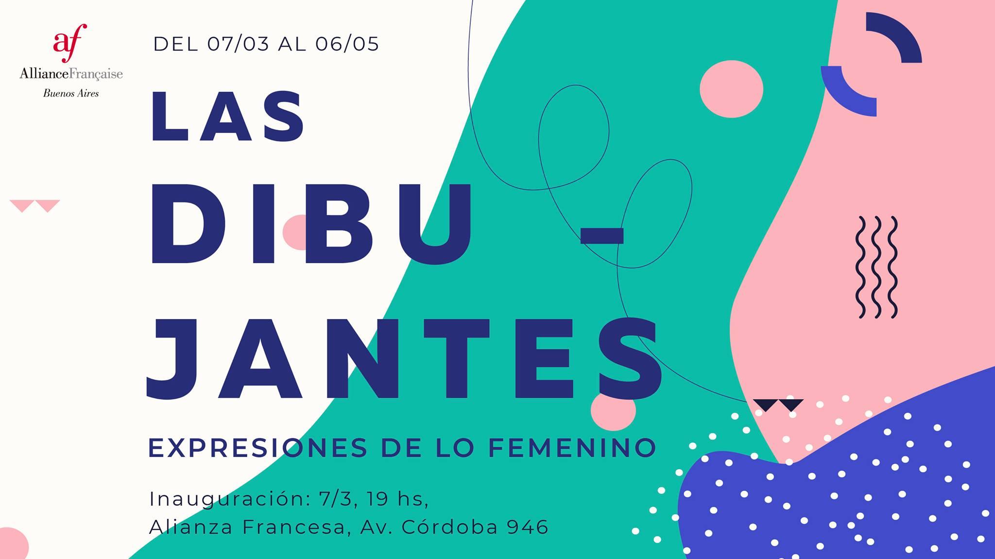 2019-03-07 las dibujantes inauguracion