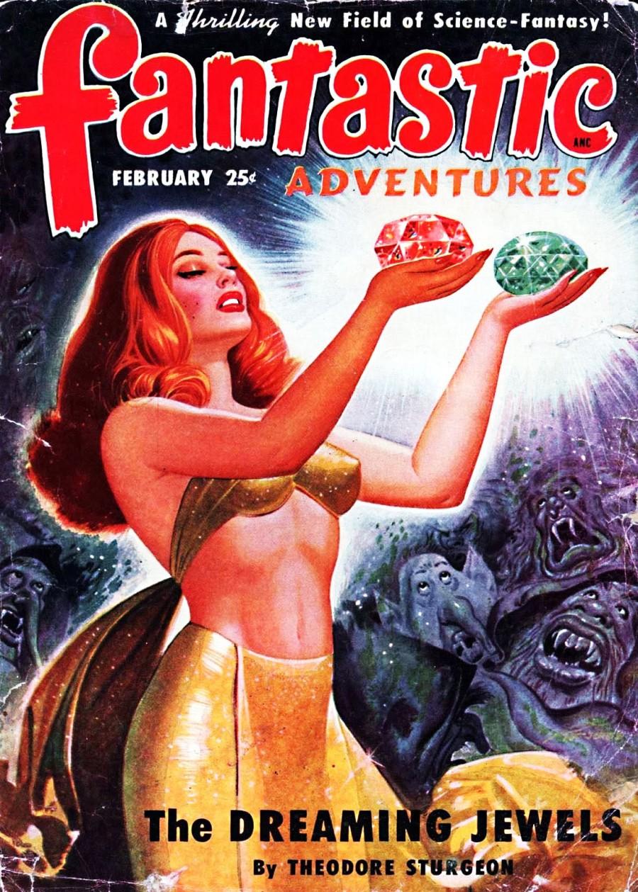 genero-fantastico-1950-02 Fantastic Adventures
