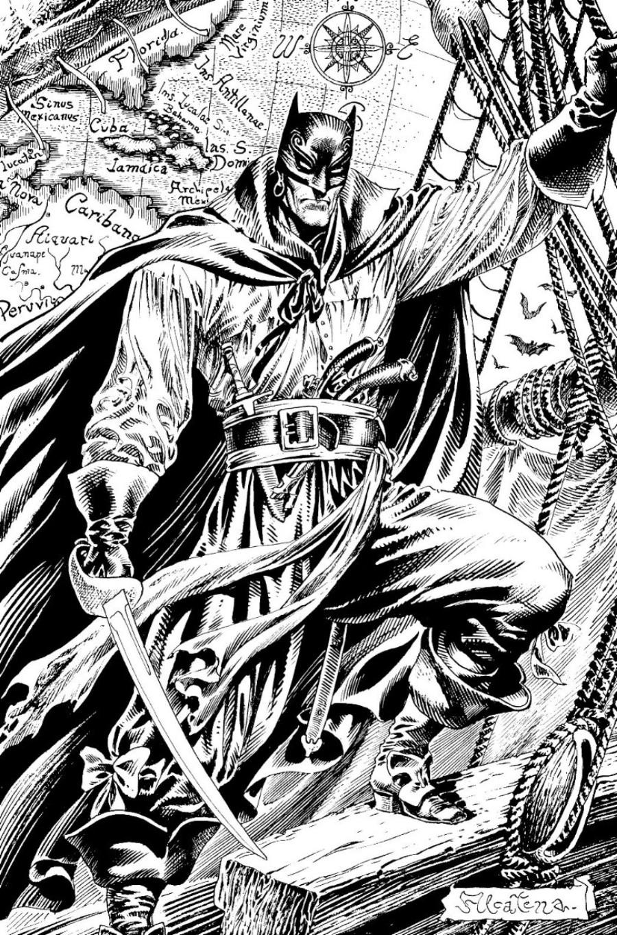 batman-arkham-enrique-alcatena
