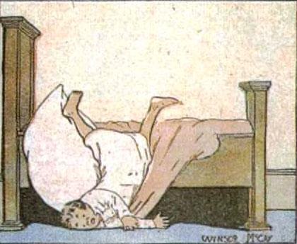little-nemo-windsor-mccay-wakeup