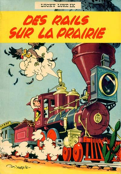 lucky-luke-goscinny-morris-des-rails-sur-la-prairie