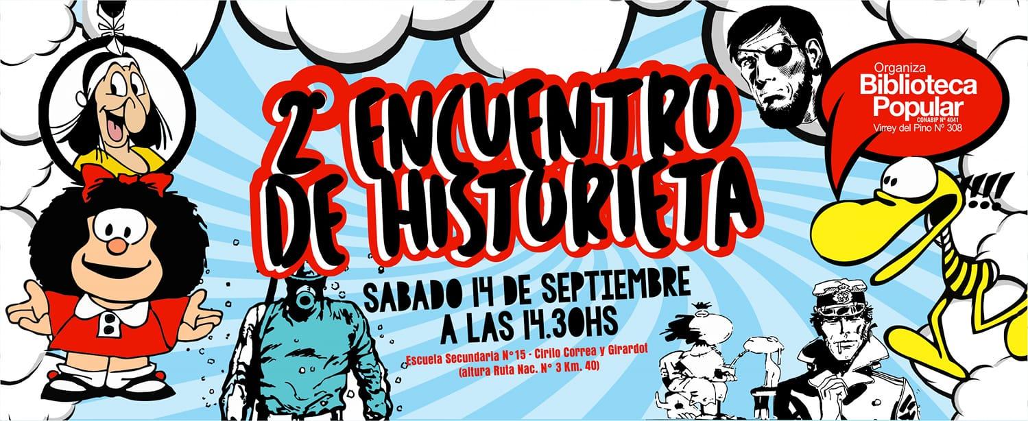 2019-09 encuentro historietas virrey del pino