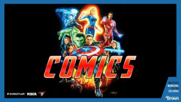 2019-10 comics feria