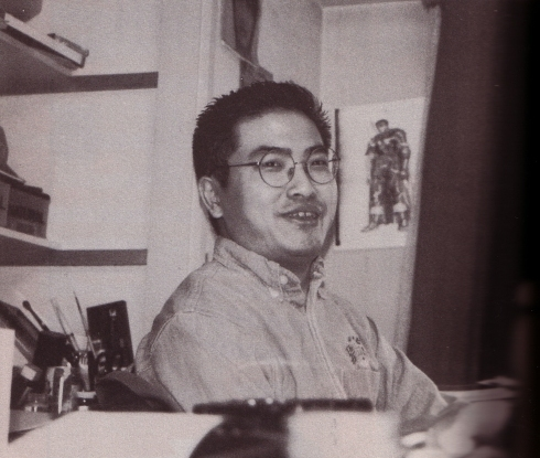 berserk-Kentaro-Miura-autor