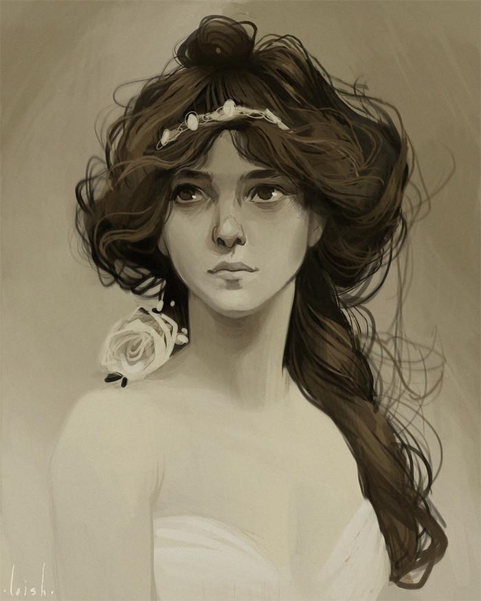loish-portrait-study