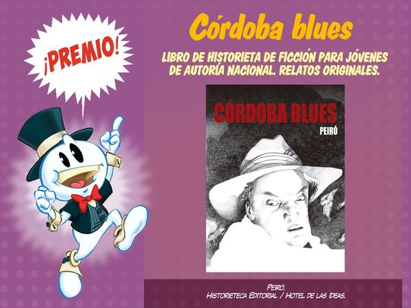premios bd 2019 - cordoba blues-gcomics