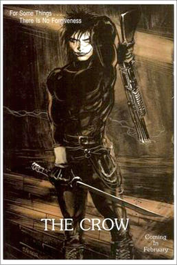 the-crow-portada