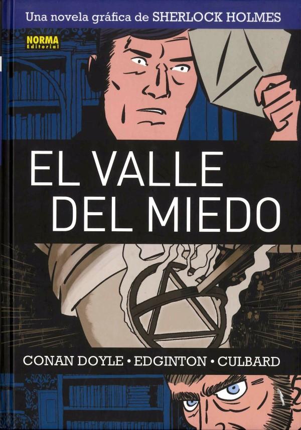 sherlock-holmes-y-el-comic-el-valle-del-miedo-novela-grafica