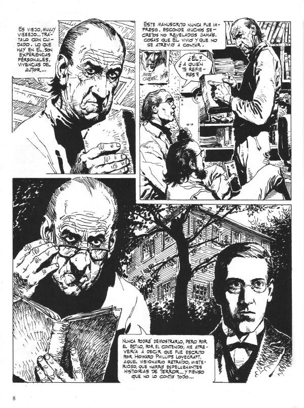 lovecraft-historieta-el-otro-necronomicon-antonio-segura-jaime-brocal-remohi-pagina-02