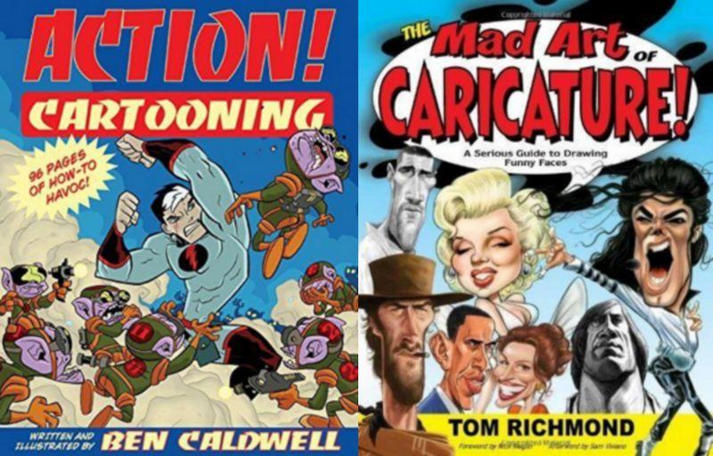 minicurso-para-no-dibujantes-gcomics-intro-libros-caricatura