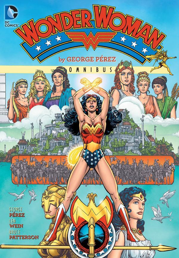 wonder-woman-comic-series-tv-george-perez