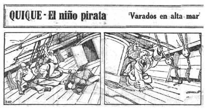 los-capitanes-imaginacion-quique-niño-pirata-cazeneuve