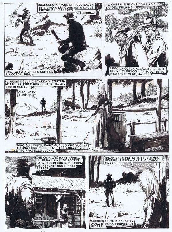 minicurso-leccion07-historieta-western-sombreros-vaquero-el-cobra-arturo-del-castillo