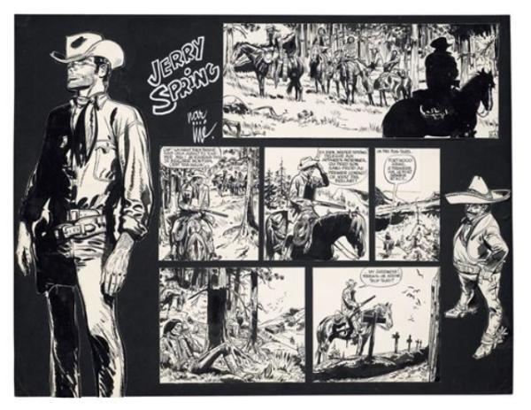minicurso-trabajopractico03-historieta-western-jerry-spring-ejemplo-pagina