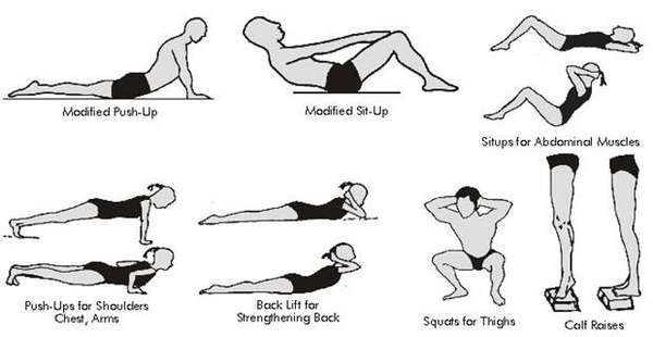 health and fitness, fitness exercises, stamina exercises