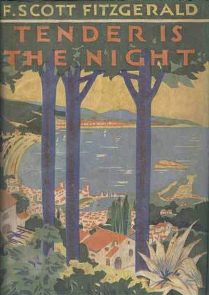 TenderIsTheNight_(Novel)_1st_edition_cover
