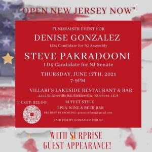Support Denise Gonzalez for Assembly (LD4)