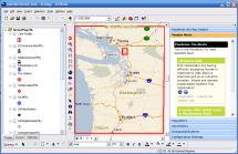 ArcMap Desktop Pandemic Flu Alerts