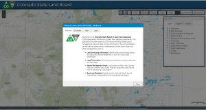 State Land Board Geographic Information System