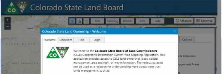 CSLB Esri ArcGIS JavaScript mapping web site