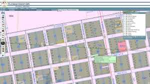 ArcGIS Enterprise web map with Zoning layers