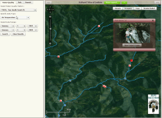 Water Resource Conservation GIS Web Site