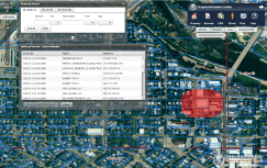 ArcGIS web app with Buffering for local government