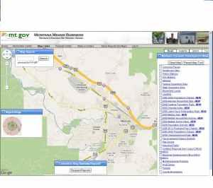Economic Development ArcGIS Web App