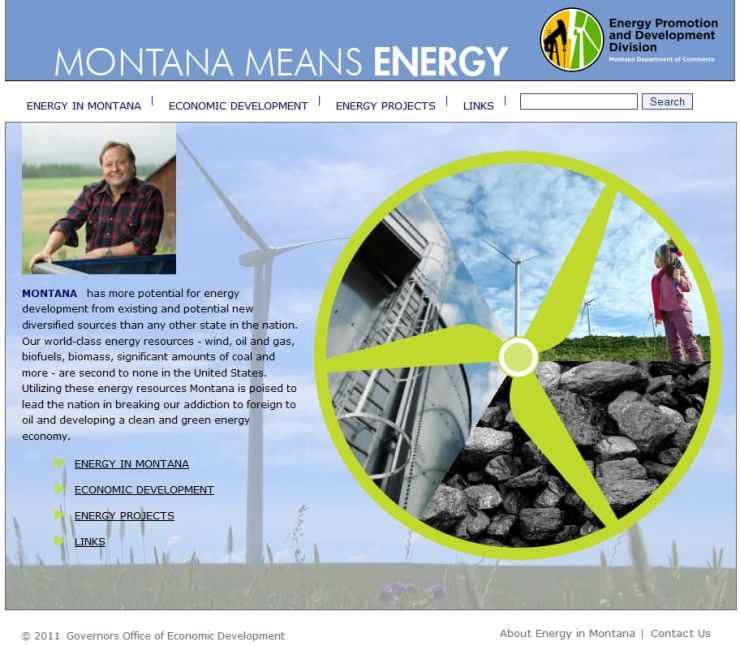 Montana Means Energy