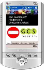 Geospatial Mobile Alerts