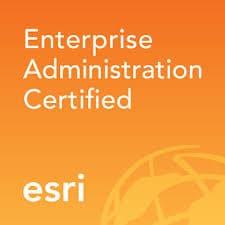 Esri Enterprise Administration Certified